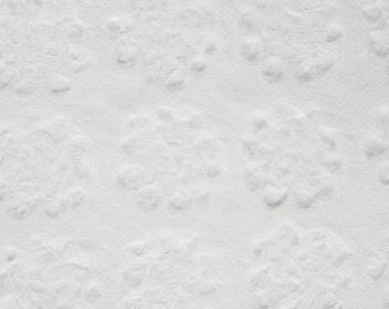 模様が入った白いすき紙のテクスチャー