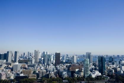 東京タワーからの展望