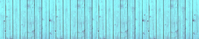 ミントグリーン色の木目の横長の背景画像