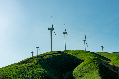 阿蘇 風力発電