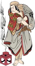 浮世絵 歌舞伎役者 その60