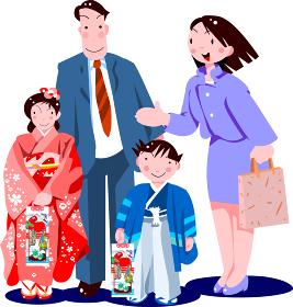 日本の伝統行事,七五三
