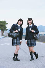 放課後の女子高生
