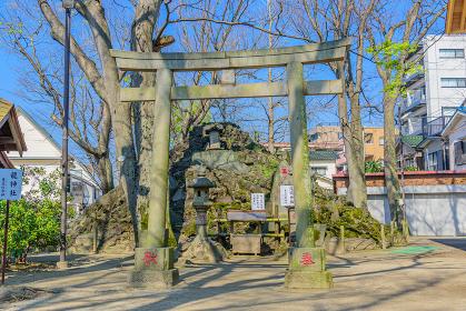 浦安三社清瀧神社
