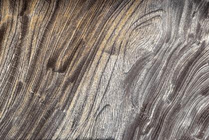 古びた木材の表面のテクスチャ