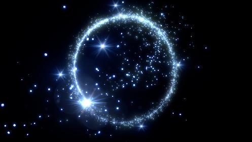 スター 星 キラキラ スパーク パーティクル 花火 スパーク 背景 バックグラウンド