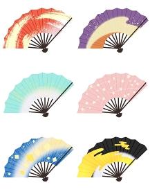 舞扇 彩りセット カラー1