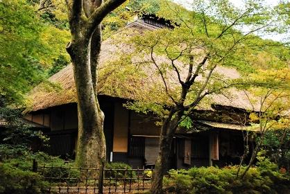 古い日本家屋