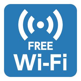 FREE Wi-Fiのアイコン