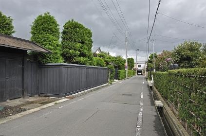 弘前・仲町伝統的建造物群保存地区