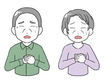 動悸 辛い 両手 高齢者
