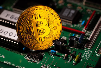 仮想通貨のビットコイン