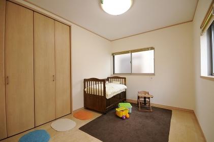 クローゼットと子供部屋