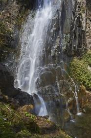 おおくら滝最上段正面