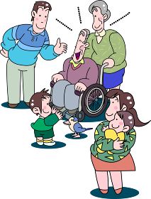 老後と家族の暮らし