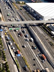 首都高速道路 湾岸線 東京都