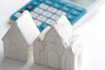 新築、リフォーム、増改築、住宅ローンのイメージ素材