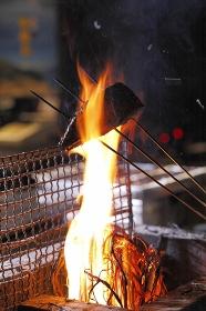 鰹たたき焼き