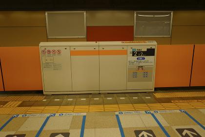 大岡山駅構内