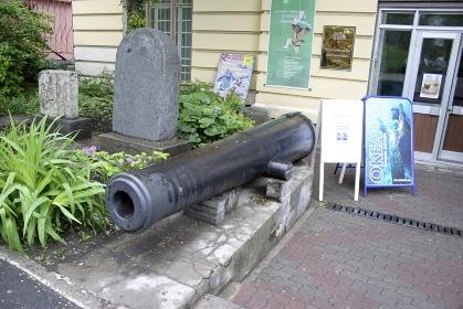 ウラジオストックの石碑