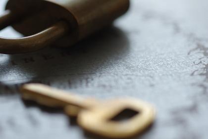 セキュリティ、プライバシー、秘密、ウイルス対策のイメージ素材