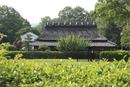 大和民俗公園の古民家