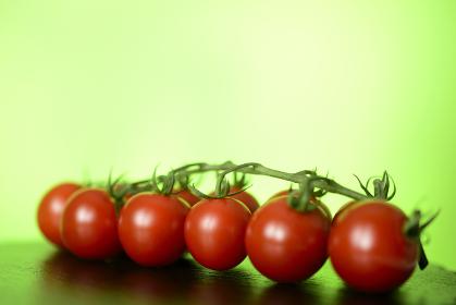 房付きミニトマト
