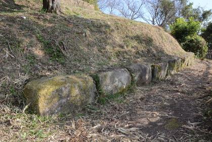 古代の山城 ・杷木 神籠石(はき こうごいし)・福岡県朝倉市林田