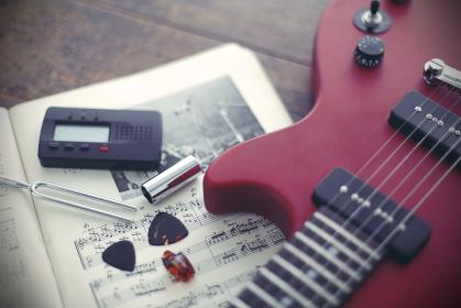エレキギターを始める