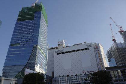 渋谷のビル