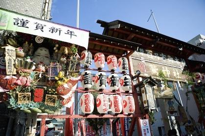 正月の神社