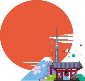 日本観光のランドマーク