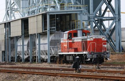 衣浦臨海鉄道のKE65形機関車