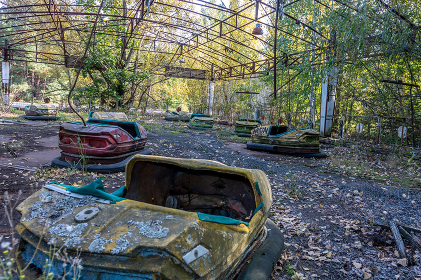 Walk inside The Chernobyl after 30 years, disaster was an energy accident that occurred on 26 April 1986 at the No. 4 nuclear reactor in the Chernobyl Nuclear Power Plant, near the city of Pr , Ukraine, Kyiv Oblast, Chornobyl