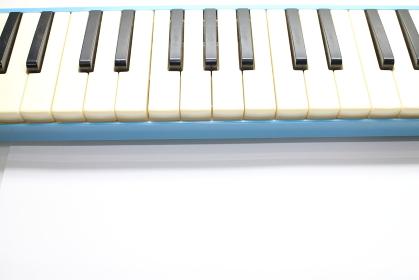 鍵盤ハーモニカの可愛いキーボード