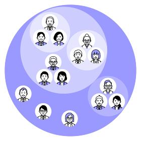 組織図 ホラクラシー