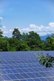 長野県飯田市 メガソーラー発電所 太陽光