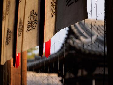 唐招提寺 (奈良県奈良市 2015/01/10撮影)
