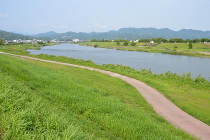 筑後川の四季・GOTOトラベル 九州福岡県 観光スポット