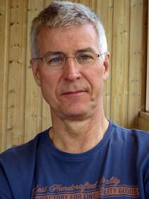 portrait of a man around 60