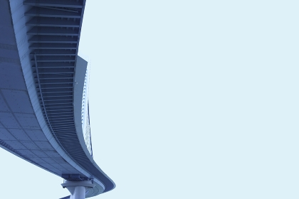 ハープ橋 葛飾区