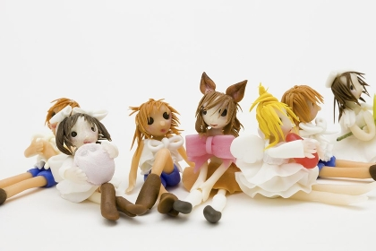 友達イメージ人形