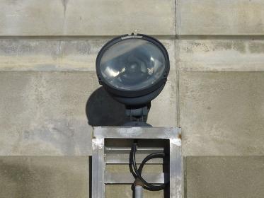 建物のライトアップ用の照明器具