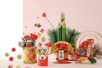 正月飾りのイメージ写真