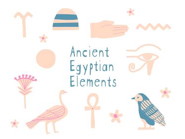 古代エジプトのシンボル