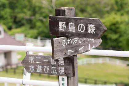 山梨県立まきば公園・日本