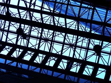 ビルの採光天井