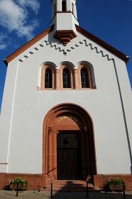 protestant church in maximiliansau