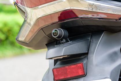バイクのドライブレコーダー