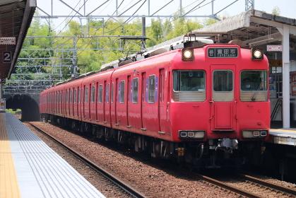名鉄豊田線の電車